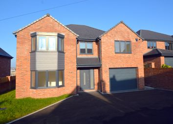 Thumbnail 5 bed detached house for sale in Plot 2 - Station Road, Pilsley, Chesterfield