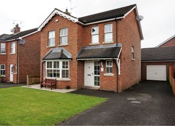 Thumbnail 4 bedroom detached house for sale in St. James Meadow, Crumlin
