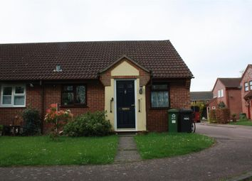 Thumbnail 2 bed bungalow to rent in Field Close, Alconbury, Huntingdon