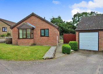 Thumbnail 2 bed detached bungalow for sale in Stanton Close, Beccles