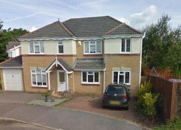 Thumbnail 4 bed property to rent in Parc Bryn Derwen, Llanharan, Pontyclun