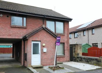 Thumbnail 2 bed flat for sale in Grangeburn Road, Grangemouth
