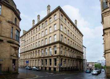 Thumbnail 1 bed flat for sale in East Parade, Bradford
