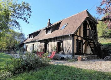 Thumbnail 3 bed property for sale in Normandy, Calvados, Near Honfleur