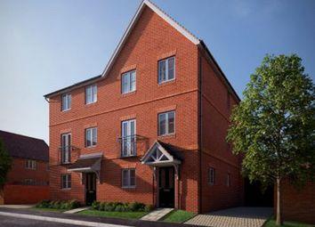 Thumbnail 4 bed semi-detached house for sale in Matthewsgreen Road, Wokingham, Berkshire