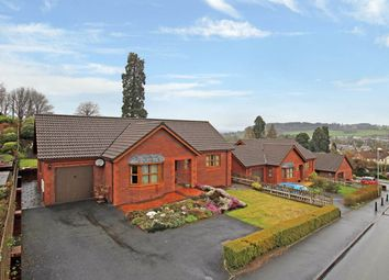 Thumbnail 3 bed bungalow for sale in Tyle Heulog, Builth Wells