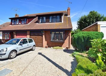 Thumbnail 4 bed semi-detached house for sale in Second Avenue, Billericay, Essex