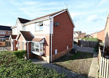 Thumbnail 2 bed semi-detached house for sale in Kesteven Way, Kingswood, Hull