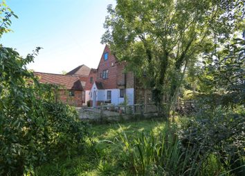 Thumbnail 4 bed detached house for sale in Chiddingly Road, Horam, Heathfield