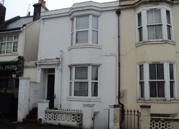 Thumbnail 1 bed flat to rent in Rosehill Terrace, Brighton