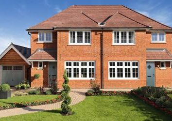 Thumbnail 3 bed semi-detached house for sale in Earl's Park. Chester Lane, Chester, Cheshire