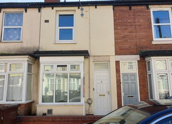 Thumbnail 2 bed terraced house to rent in Napier Road, Wolverhampton