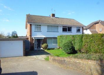 Thumbnail 3 bed semi-detached house to rent in Bayham Road, Sevenoaks