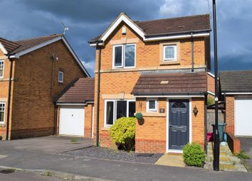 Thumbnail 3 bed detached house for sale in Sigerson Road, Swindon