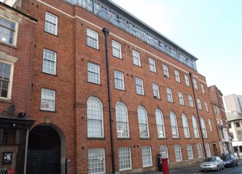 Thumbnail 1 bed flat for sale in Castle Exchange, Broad Street, Lace Market
