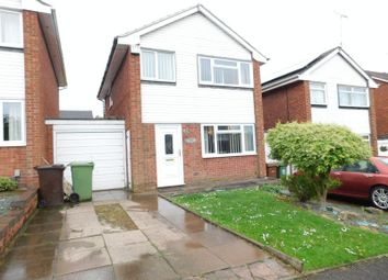 Thumbnail 3 bed detached house for sale in Turnhill Close, Burton Manor, Stafford