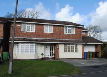 Thumbnail 5 bed detached house for sale in Grange Road, Bramhall, Stockport, Greater Manchester