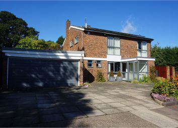 Thumbnail 4 bed detached house for sale in Mereworth Close, Bromley