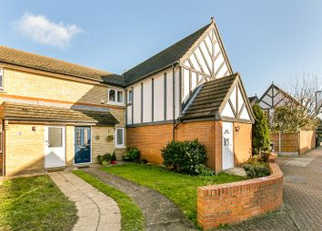 Thumbnail 1 bed terraced house for sale in Gittens Close, Bromley, Kent