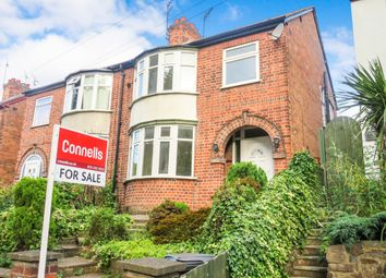 Thumbnail 3 bed semi-detached house for sale in Blackbird Road, Leicester