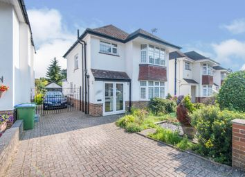 Thumbnail 3 bedroom detached house for sale in Moorlands Crescent, Southampton