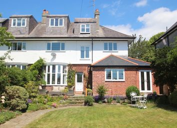 Thumbnail 4 bed semi-detached house for sale in Whiteford Road, Mannamead, Plymouth
