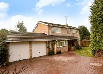Thumbnail 4 bed detached house to rent in Saint Andrew's Road, Henley-On-Thames