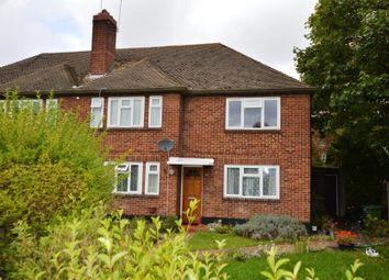 Thumbnail 2 bedroom flat to rent in Avon Close, Worcester Park