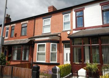 Thumbnail 3 bed terraced house to rent in Parrin Lane, Eccles, Manchester