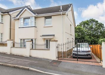Thumbnail 3 bed detached house for sale in Bryn Road, Waunarlwydd, Swansea