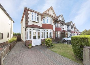 Thumbnail 3 bed end terrace house for sale in Hacton Lane, Hornchurch