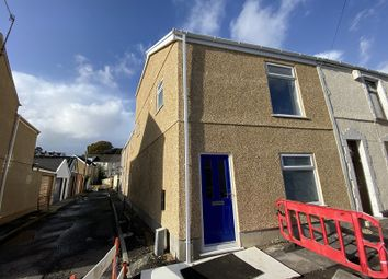 Thumbnail End terrace house to rent in Catherine Street, Swansea, City And County Of Swansea.