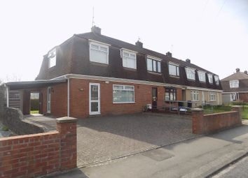 Thumbnail 3 bed semi-detached house for sale in Vivian Park Drive, Sandfields Estate, Port Talbot, Neath Port Talbot.