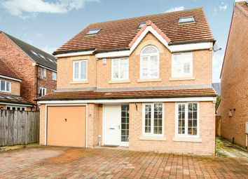 Thumbnail 4 bed detached house for sale in Teachers Close, Dringhouses, York