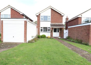 Thumbnail 3 bed detached house for sale in Rangemore Drive, Eastbourne