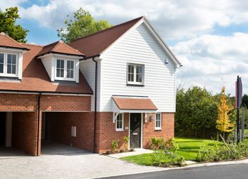 Thumbnail 2 bed link-detached house for sale in Vere Meadows, Benenden, Kent