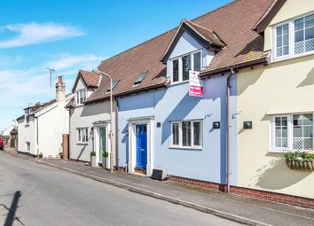 Thumbnail 3 bed terraced house for sale in The Street, Ramsey, Harwich