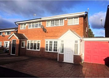 Thumbnail 3 bed semi-detached house for sale in Pacific Road, Trentham, Stoke-On-Trent