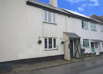 Thumbnail 3 bed terraced house for sale in Weston, Honiton, Devon