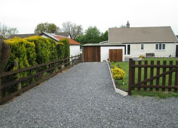 Thumbnail 3 bed detached bungalow for sale in Llanfallteg, Whitland, Carmarthenshire