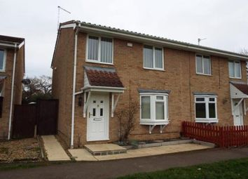 Thumbnail 3 bed property to rent in Nicholas Taylor Gardens, Bretton, Peterborough