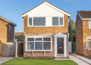 Thumbnail 3 bed detached house for sale in Netherwindings, Haxby, York