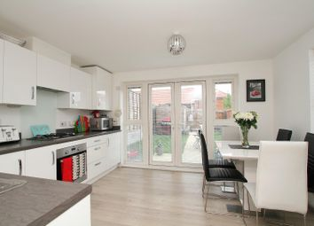 Thumbnail 4 bed town house for sale in Beresford Grove, Aylesham, Canterbury