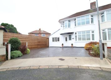 Thumbnail 4 bed semi-detached house for sale in The Croft, West Derby, Liverpool