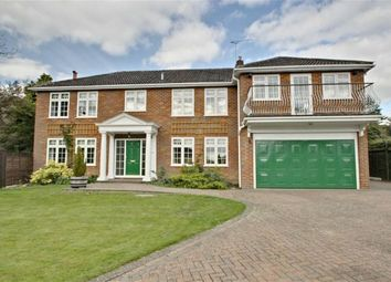 Thumbnail 6 bed detached house for sale in Hunters Park, Berkhamsted, Hertfordshire