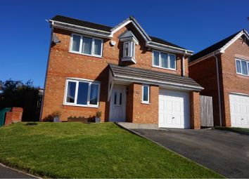 Thumbnail 4 bed detached house for sale in Callow Close, Bacup