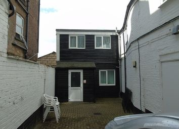 Thumbnail 1 bed cottage to rent in High Town Road, Luton