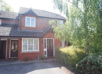 Thumbnail 2 bed flat to rent in Brigadier Close, Withington