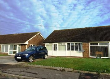 Thumbnail 2 bed bungalow for sale in Stroud Green Drive, Bognor Regis