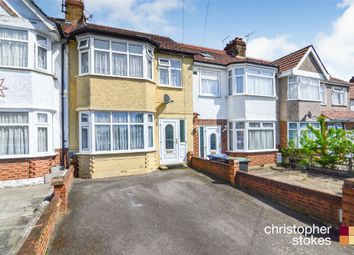 Thumbnail 4 bed terraced house for sale in Longfield Avenue, Enfield, Middlesex